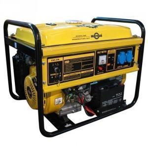 Бензиновый генератор 6,5 GFE + ATS Mateus Генератор бензиновый в Шымкенте