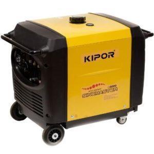 Бензиновые генераторы IG6000 KIPOR