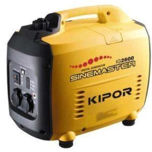 Бензиновые генераторы IG2600 KIPOR