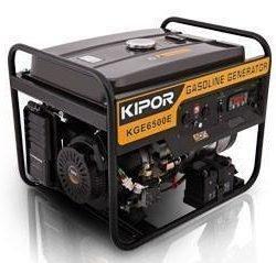 Генератор KGE 6500X3 Генератор бензиновый в Шымкенте