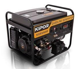 Генератор KGE6500 E3 KIPOR Генератор бензиновый в Шымкенте