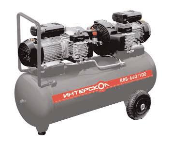 Безмасляный компрессор КВБ 660/100 Компрессорное оборудование в Шымкенте