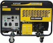 Генератор KGE 6500E KIPOR Генератор бензиновый в Шымкенте