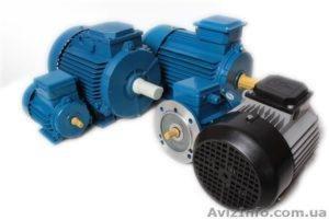 Электродвигатель АИР 132 Электрооборудование в Шымкенте