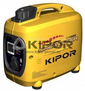 Бензиновый генератор KIPOR IG1000p Генератор бензиновый в Шымкенте