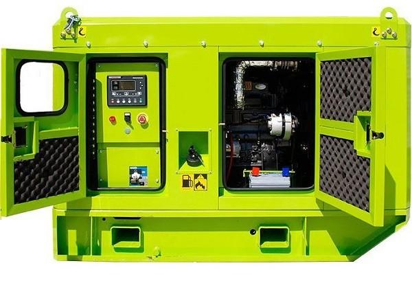 Передвижные дизельные генераторы